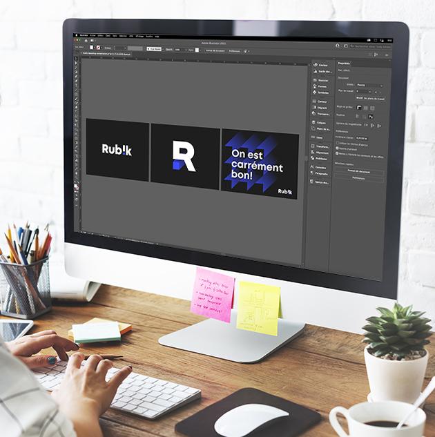 branding rubik